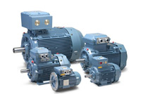 Flameproof low voltage motors