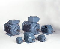 Increased safety low voltage motors