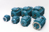 Process Performance Aluminum Motors